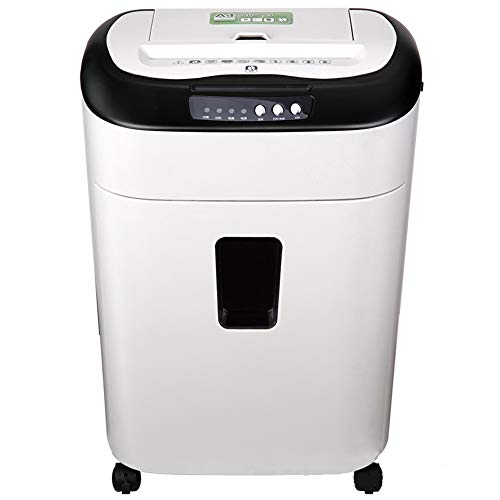 Great Features Of FEE-ZC Paper Shredder 6 Sheet A4 Compliant Heavy Duty Cross Cut Home | Office - Hi...