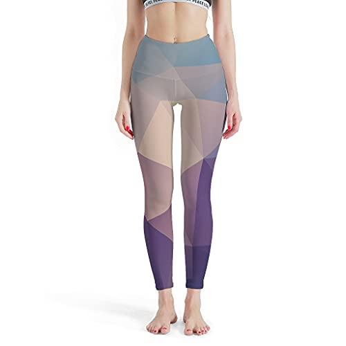 DAMKELLY Store Polainas deportivas para niñas, cintura alta, pantalones de deporte para correr, color blanco, 3XL
