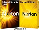 Norton Internet Security 2011 & Norton Utilities Bundle (For Up To 3 Pcs)