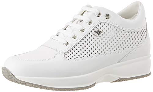 Lumberjack Raul 2, Sneaker Donna, Bianco Opaco, 36 EU