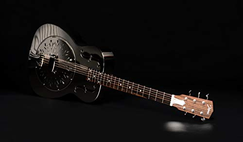 JOHNSON JR-998 Resonator Akustik-Gitarre