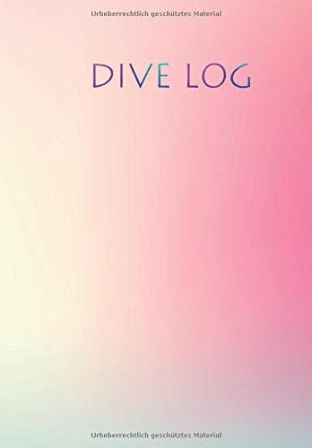 Dive Log: Detailiertes Taucher Logbuch...