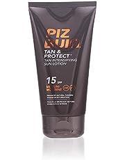 Piz Buin Tan en Protect Intensiving Lotion LSF 15, bruining-intensieve lotion met effectieve UVA- en UVB-filter, 150 ml