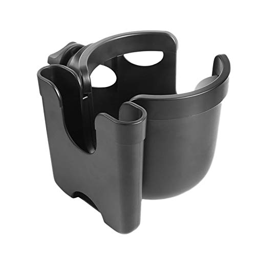 gilivableskr Stroller Cup Holder Universal Cup Holder 2 In 1 Bottle Holder Feeding Bottlewater Cupcoffee And Mobile Phone Holder Stroller Cup Holder For Buggy Pushchair Wheelchair Bike And More impart