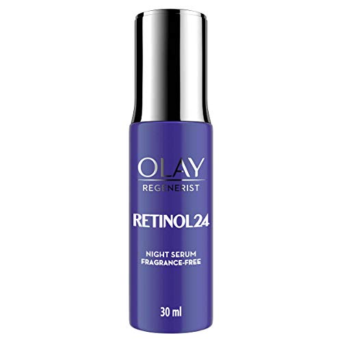 Olay Night Serum: Regenerist Retinol 24 Serum, 30ml