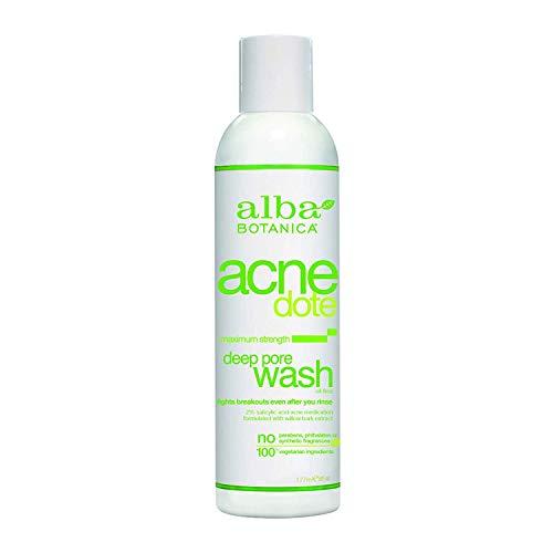 ALBA BOTANICA - Natural ACNEdote Deep Pore Wash - 6 fl. oz. (177 ml)