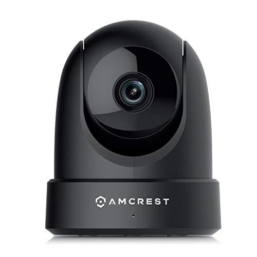Amcrest 4MP UltraHD Indoor WiFi Camera, Security PTZ Camera