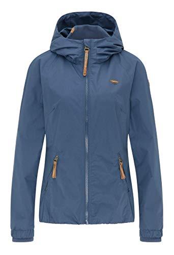 Ragwear Jacke Damen DIZZIE 2041-60001 Blau 2010 Denim Blue, Größe:XS