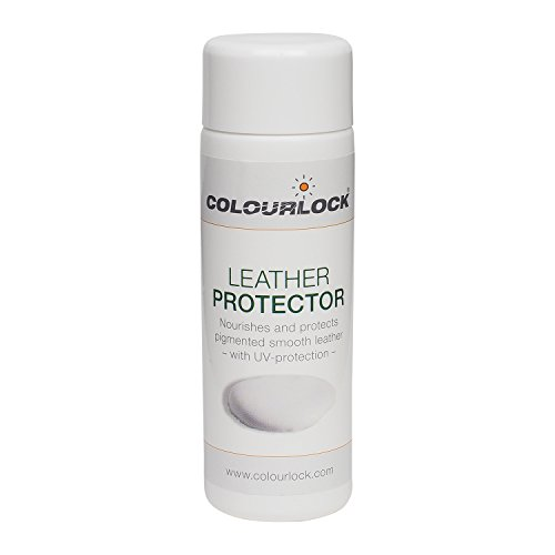 Colourlock Leather Protector Cream | Feed, Restore, Protect | for car Leather interiors, Furniture, Apparel, Shoes, Bags and Accessories | 150 ml