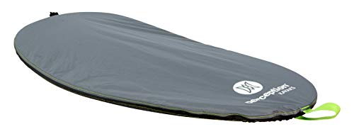 Perception Kayak Truefit Cockpit Cover - Size - for Sit-Inside Kayaks, Grey, P9