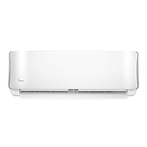 Midea MAS12H2ASP Minisplit Blanco Plus 1 Ton Save On/Off, 220 V, Calor/Frío