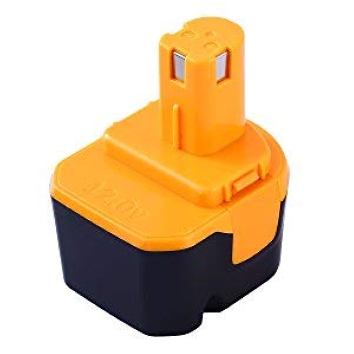 煙突状態連合リョービ Ryobi リョービバッテリー b-1203f2 b-1203m1 互換バッテリーリョービ 12vバッテリー 3000mAh 大容量 高品質の電動工具用互換バッテリー安心の1年間保証付きB-1203C B-1203F3 B-1203M1 BPL-1220 B-1220Fなど対応