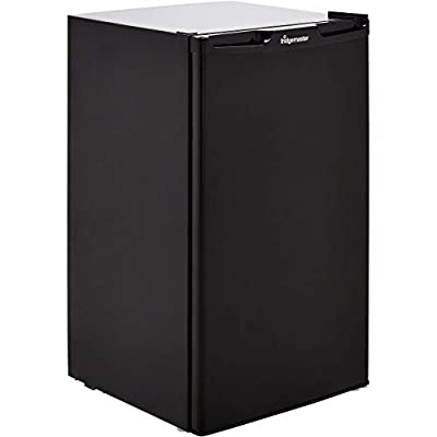 Fridgemaster MUL49102MB Fridge - Black