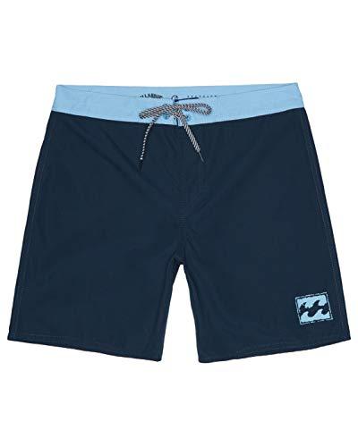 Billabong Herren Shorts All Day OG, Navy, 33, S1BS63