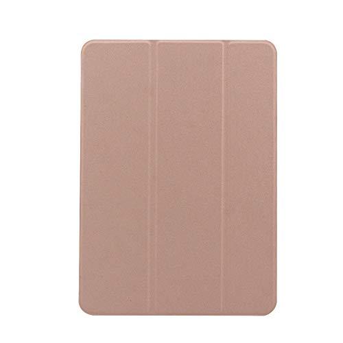 JiuRui Custodie e Cover per Samsung Galaxy Tab S3 9.7 Pollici, PU + PC Flip Stand Case Trasparente PC Transparent Cover Back Cover Tablet per Samsung Galaxy Tab S3 9.7 Pollici SM T820 T825