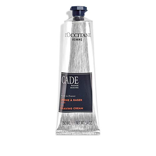 L'Occitane Cade Shaving Cream, 5.40 oz
