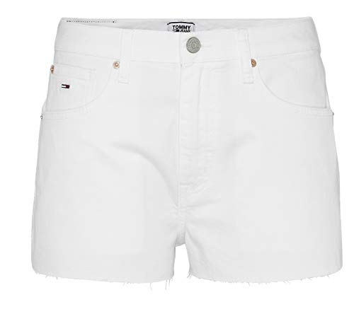 Tommy Jeans Dames denim Hotpants Mrwh Short