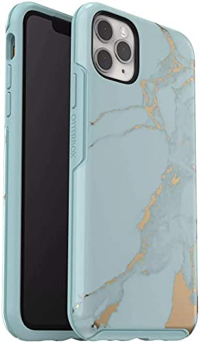 OtterBox Symmetry Series Case for iPhone 11 PRO (ONLY) Non-Retail Packaging – Teal Marble