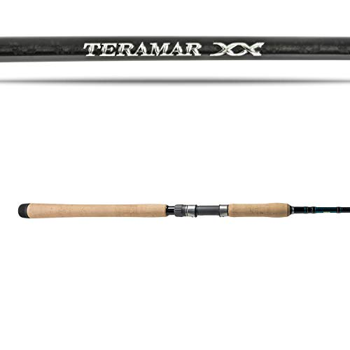 SHIMANO Teramar XX NE Spinning Saltwater|Inshore|Spinning Fishing Rods, 1pc - Power: Heavy - Action: Fast - Lure Rating: 2-4, Length: 7'0' - Lure Rating: 2-4