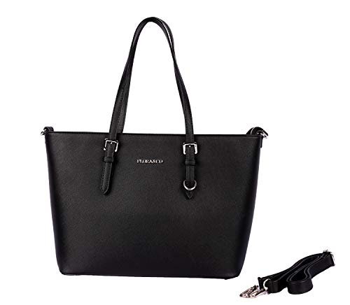 Flora & Co 9126 Dames werk Shopper Elegant handtas voor kantoor school