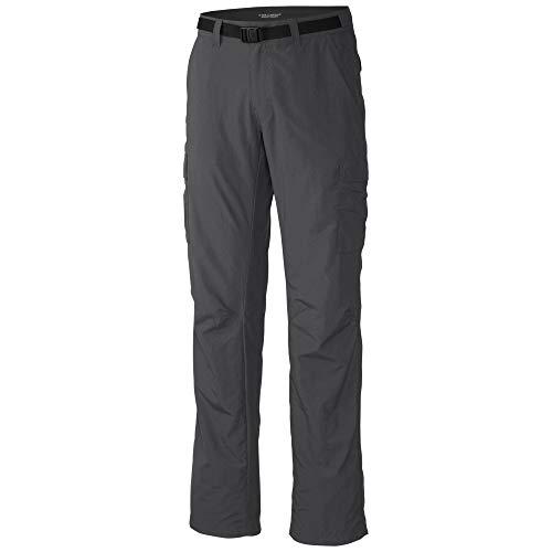 Columbia Cascades Explorer Pantalon Homme, Grill, FR Fabricant : Taille 30