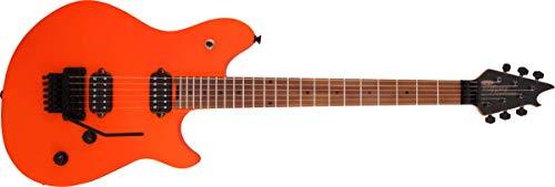 EVH Wolfgang Standard Baked Maple Neon Orange E-Gitarre