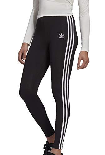 adidas GN4504 3 STR Tight Leggings Womens Black 44