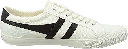 Gola Varsity, Sneaker Uomo, Avorio (off White/Black WB), 43 EU