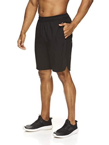 TOPTIE 9 Inches Big Boys Active Athletic Basketball Shorts with Pockets