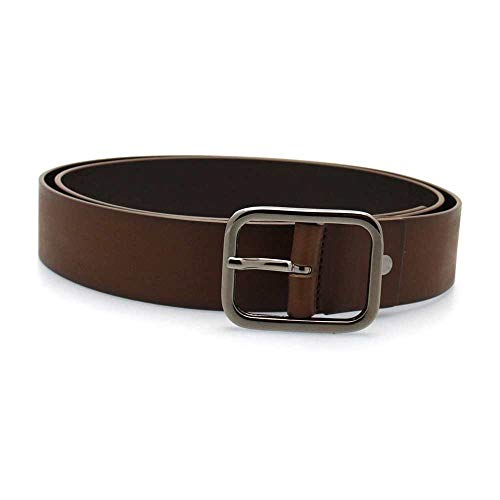 Cintura TRUSSARDI JEANS TURATI Uomo Pelle Marrone - 71L000979Y0-B200-110