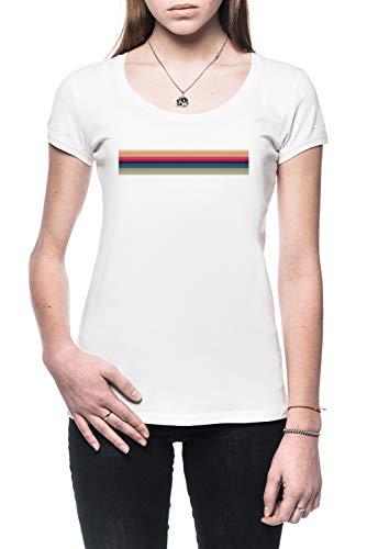 Suerte Decimotercero Mujer Camiseta Blanco Tamaño S - Women's T-Shirt White