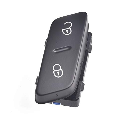 Botón de bloqueo de la puerta del interruptor de seguridad de bloqueo central del automóvil para Jetta Golf 5 MK5 Passat CC TIGUAN 1K0962125B