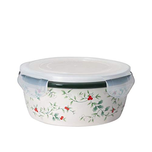 Pfaltzgraff Winterberry Storage Bowl with Lid