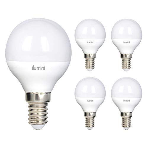 Bombillas Led E14 Luz Fria 7W Marca ilumini