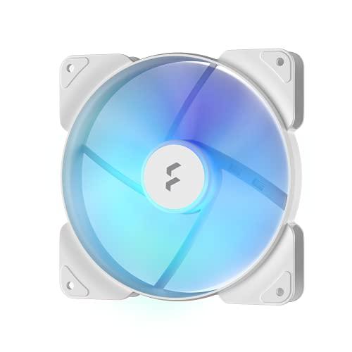 Fractal Design Aspect 14 RGB 140 mm 1000 RPM White Frame Computer Fan