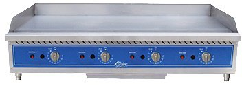"""Globe GG48TG 48"""" Thermostatic Gas Griddle"""