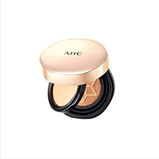 A.H.C Perfect Dual Cover Cushion Glam Foundation Shade No.21 Natural Cover SPF50+/PA+++