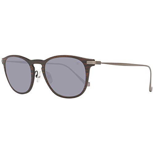 Hackett London HSB86210152 Gafas de sol, Marrón, 52 para Hombre