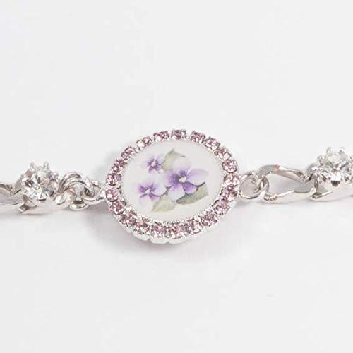 Jewels' Joy armband Violetta en Swarovski