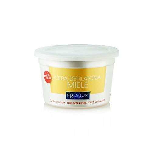 Premium miele cera calda 350 ml per forno a microonde