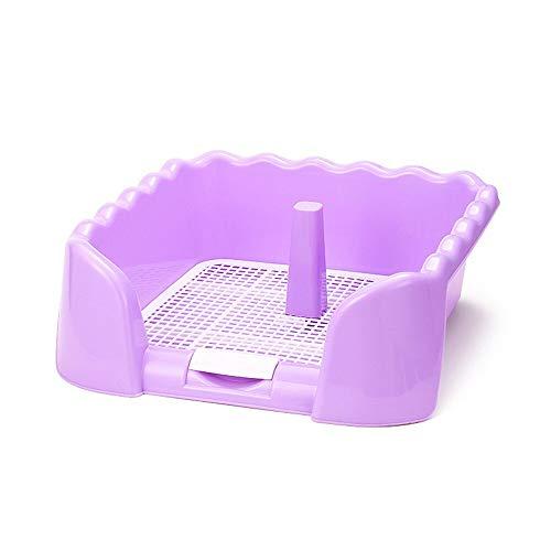 Best Quality - Litter Boxes - portable pet toilet tray grid pet toilet...