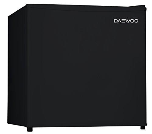 Daewoo FR-016RBE Refrigerator, 1.6 Cu.Ft, Black