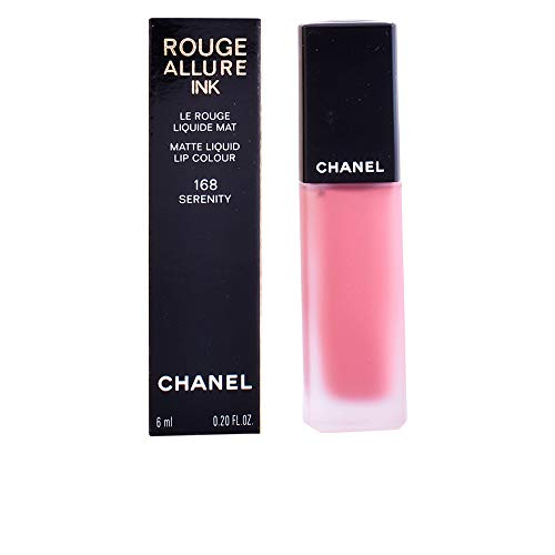 Chanel Rouge Allure Ink Le Rouge Liquide Mat #168-Serenity 6 Ml 1 Unidad 1300 g