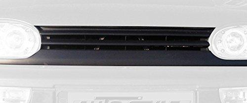 Autostyle ER-SG387 Grill zonder merkembleem Volkswagen Golf III 1991-1997 (2-lamellen)