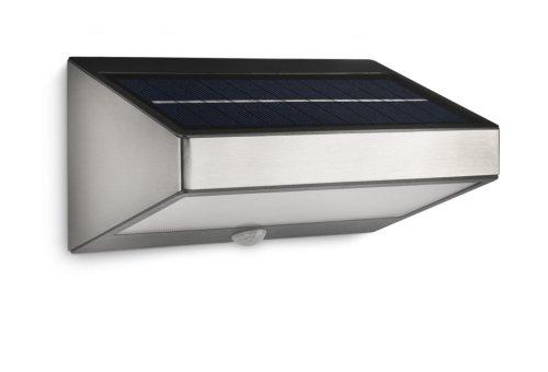 Philips luminaire extérieur LED applique avec détection Greenhouse à énergie solaire