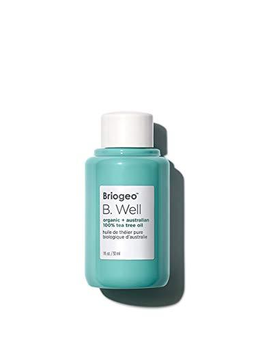 Briogeo B. Well Organic 100% Tea Tree Oil, 1 oz