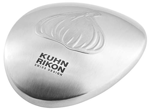KUHN RIKON 22914 Savon en Acier Inoxydable, Argent, 7 x 6 x 2 cm