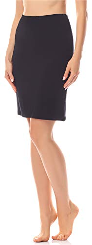 Merry Style Enaguas Minifalda Lencería Ropa Interior Mujer MS10-204 (Negro, L)