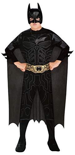 Costume Batman Dark Knight Rises enfant noir 5/7 ans (M)