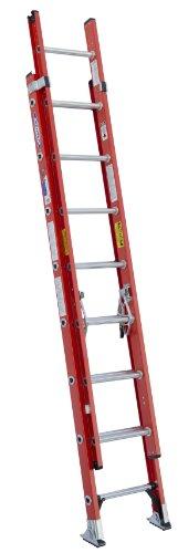 Werner D6216-2 Extension-ladders, 16-Foot